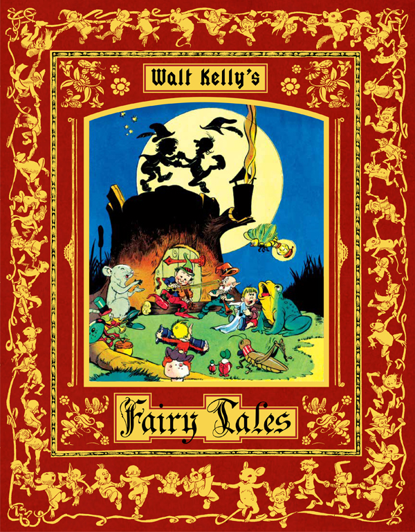 Cover of Walt Kelly's Fairy Tales