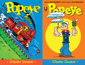 Cover of Popeye Classic #14