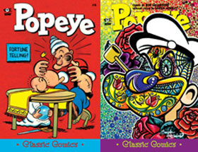 Cover of Popeye Classic #18