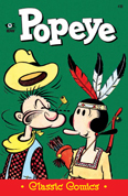 Cover of Popeye Classic #20