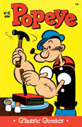 Cover of Popeye Classic #26
