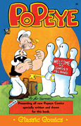 Cover of Popeye Classic #3
