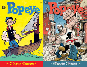 Cover of Popeye Classic #30