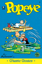 Cover of Popeye Classic #6